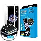 Verre Trempé Dome Glass Galaxy S9+ - écran Protecteur Vitre, Anti Rayures, Sans...