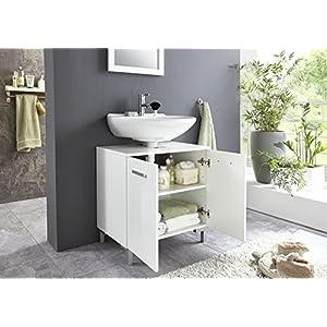 Waschbeckenunterschrank Weiß 40 Günstig Online Kaufen Dein Möbelhaus