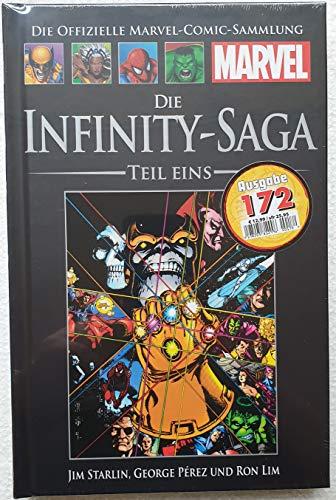 Die offizielle Marvel-Comic-Sammlung 150: Die Infinity Saga - Teil Eins - Wolverine Marvel Comics