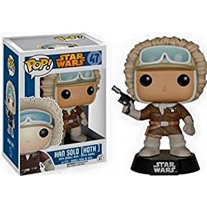 Funko Pop Han Solo en Hoth (47) Funko Pop Star Wars