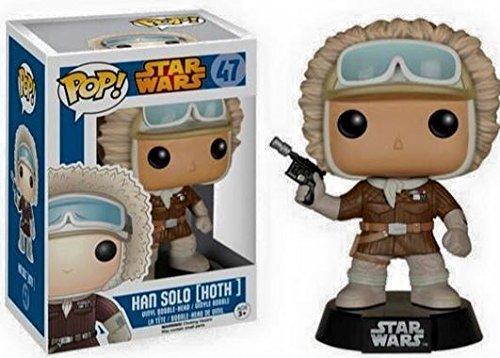 Funko Pop Han Solo en Hoth (47) Funko Pop Star Wars