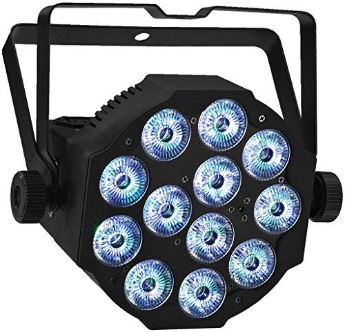 IMG STAGELINE PARL-12RGBW LED-Spot-Scheinwerfer schwarz