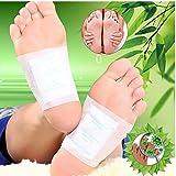 Finlon disintossicante piede cerotti Detox Foot Pads patch 100pz rilievi del piede Detox Weight Loss patch piedini Body Cleanse Disintossicare tossine adesivo Keeping Fit sanitari antistress