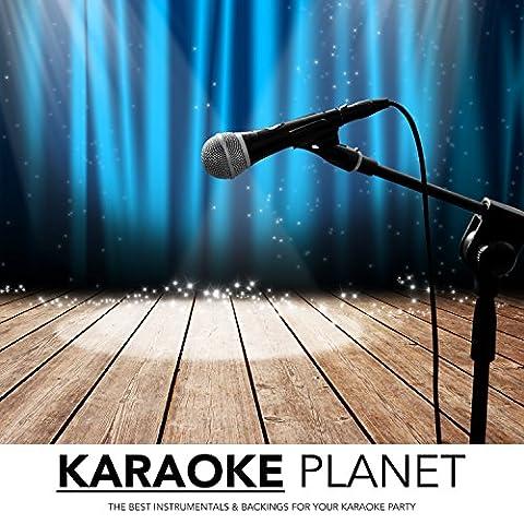 Walking After You (Karaoke Version) [Originally Performed by Foo