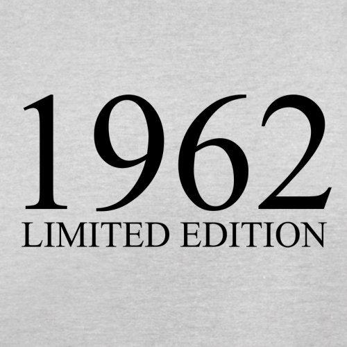 1962 Limierte Auflage / Limited Edition - 55. Geburtstag - Herren T-Shirt - 13 Farben Hellgrau