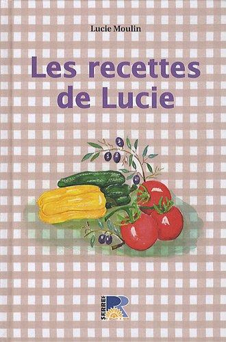 Les recettes de Lucie