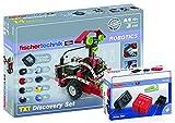: Fischertechnik 530857 - Paket TXT Discovery und Accu Set