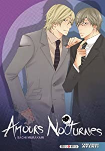 Amours nocturnes Edition simple One-shot