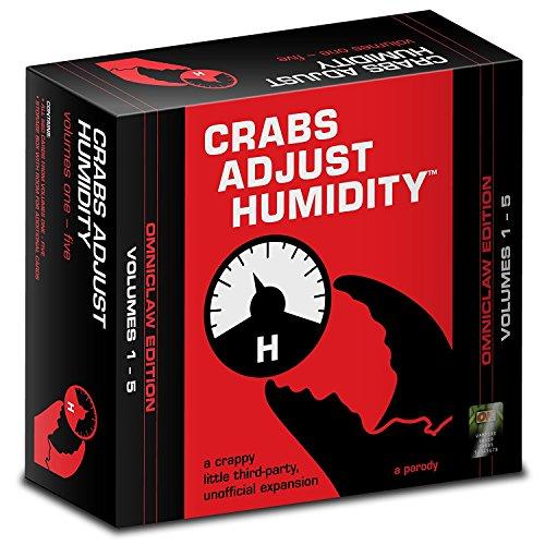 Crabs Adjust Humidity - Onmniclaw Edition - EN