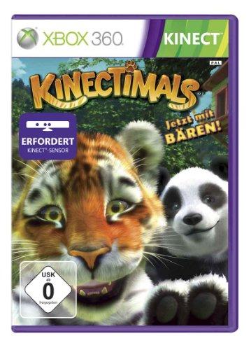 Kinectimals - Gold Edition (jetzt mit Bären) (Kinect erforderlich) - [Xbox 360] Xbox 360 Spiele Für Kinder