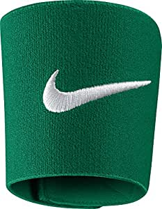 Nike Guard Stay II Shin Gurads - Forest/White, One Size