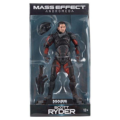 "Image of Mass Effect Andromeda 7"" Action Figure Scott Ryder"