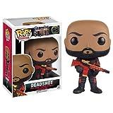 Suicide Squad Unmasked Deadshot Pop! Vinyl Figure by Suicide Squad