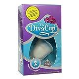 Diva Cup Menstruations Kappe Größe 2 1 stk