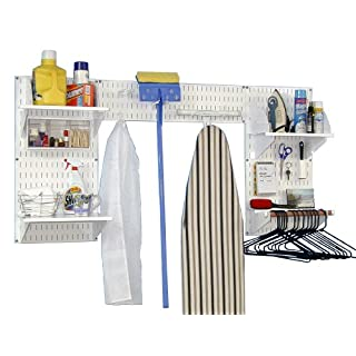 Wand Kontrolle 10-ldx-300ww Deluxe Laundry Room Organizer