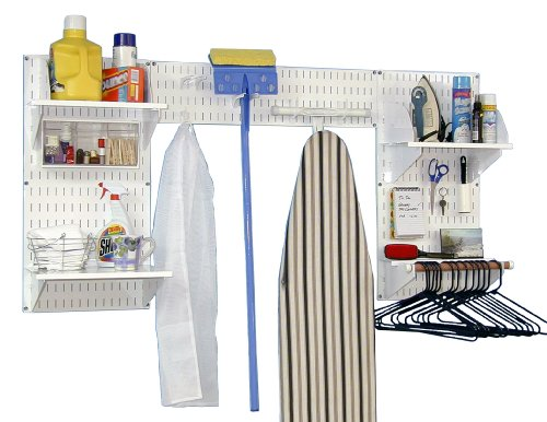 Wand Kontrolle 10-ldx-300ww Deluxe Laundry Room Organizer (Organizer Deluxe)