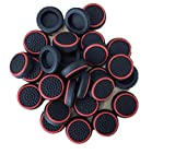 Vale® 10PCS Silikon-Analog Controller Thumb-Stick Grip Thumbstick Cap-Abdeckung für PS2