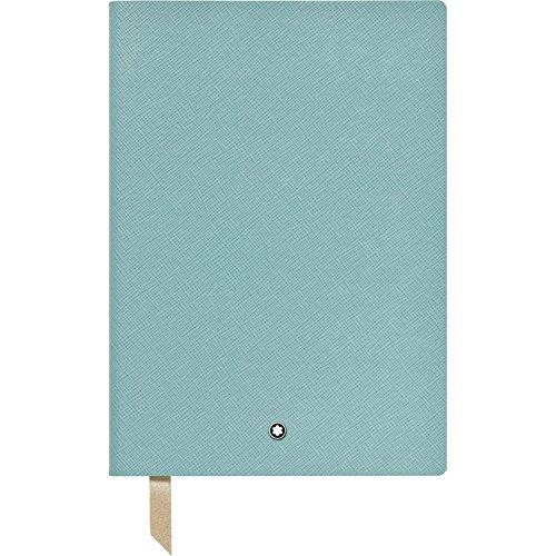 Montblanc 114970 - Blocco Note #146 cancelleria di lusso – Diario – Quaderno, fogli a righe, 150 x 210 mm, 192 pagine, copertina verde menta