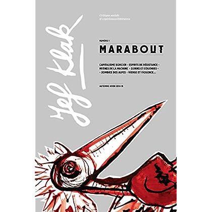 Jef Klak - numéro 1 Marabout - Automne-Hiver 2014 -2015 (01)