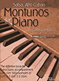 salsa afro cuban montunos for piano cd inclus