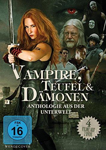 Vampire, Teufel & Dämonen - Anthologie aus der Unterwelt [2 DVDs]