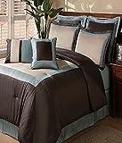 bella duvet cover(blue,brown,beige,233.6cm*259cm)