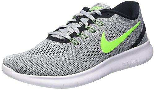Nike Free Rn, Chaussures de Running Homme Royal/Grigio