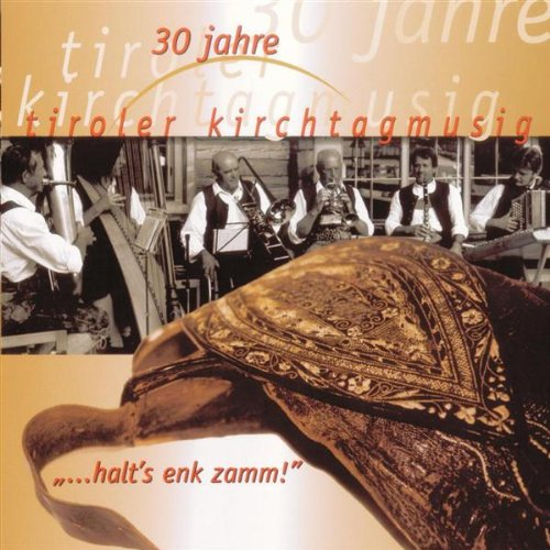 Zeisei-Walzer (2 Klarinetten, Posaune, Tiroler Hackbrett, Harfe und Kontrabass)