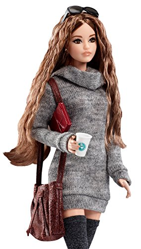 Mattel Barbie DYX63 - Collector The Look Doll Happy Hipster, Spielzeug -