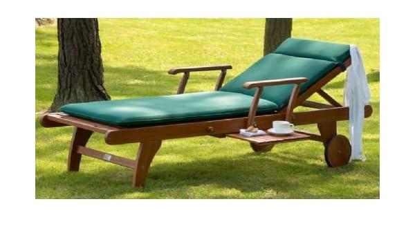 Remarkable Alexander Rose Karri Sunbed Sunlounger Cushion Green Forskolin Free Trial Chair Design Images Forskolin Free Trialorg