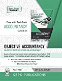 Objective Accountancy for Class-XII (Commerce)