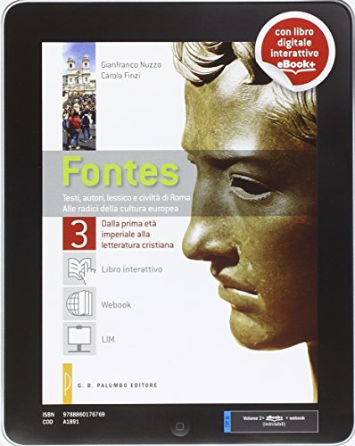 FontesLIM. Per i Licei e gli Ist. magistrali. Con e-book. Con espansione online. Con libro: 3