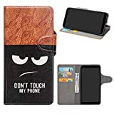 HHDY Xiaomi Redmi S2 Case, Flip PU Leather Wallet with