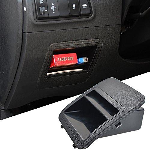 Preisvergleich Produktbild Automan Für Hyundai Tucson AB BJ 2015+ 2016 2017 Chrom Zubehör (Sicherungskasten)