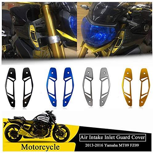 BEESCLOVER Coque de Protection pour Moteur Yamaha MT09 MT-09 2014 2015 2016 2017