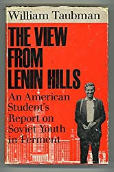 The view from Lenin Hills: Soviet youth in ferment