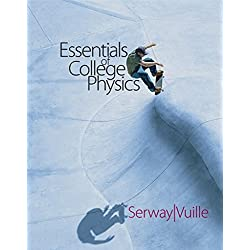 Essentials of College Physics + Cengagenow Printed Access Card + Student Solutions Manual/Study Guide, Vol. 1 and 2