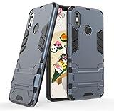 Xiaomi Mi 8 / Mi 8 Explorer Handy Tasche, FoneExpert® Hülle Abdeckung Cover Slim schutzhülle Tough Strong Rugged Shock Proof Heavy Duty Case Für Xiaomi Mi 8 / Mi 8 Explorer
