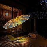 BrightTouch 100 LED 10m Rame Stringa Striscia Lampada Fata Con Connettore...