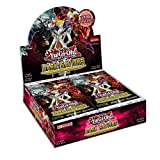 Yu-Gi-Oh KONDS Dark Saviours Display Box of 24 Boosters, Multi-Colour