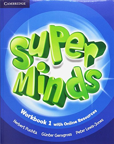Super Minds Level 1 Workbook Pack with Grammar Booklet - 9781108411202 por Herbert Puchta