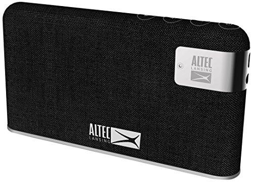 Altec Lansing al-sndm5Mini Altavoz Impermeable para iPad/iPod/iPhone Negro