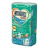 Care Fresh Litter SAB118240 Absorption Carefresh Colors Premium Soft Store Pet Bedding, 50-Litre, Blue by Care Fresh Litter
