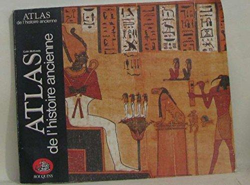 Atlas de l'histoire ancienne