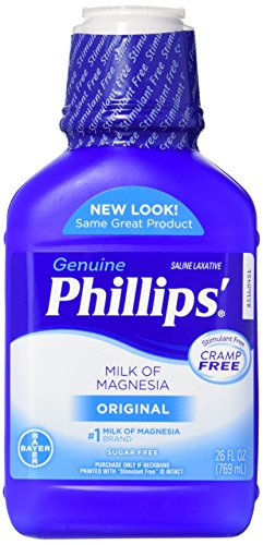 Phillips - Lait de Magnésium - Milk of Magnesia - 769 ml