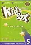 Kid's Box Level 5 Class Audio CDs (3) British English