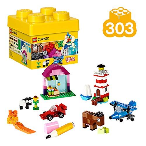 LEGO Classic 10692 - Bausteine-Set, Spielzeug mit Lerncharakter