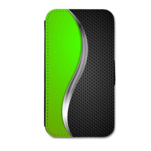 Book Style Flip Handy Tasche Case Schutz Hülle Schale Motiv Foto Etui für Apple iPhone 6 Plus - 5,5 Zoll - X3 Design1 Design 12