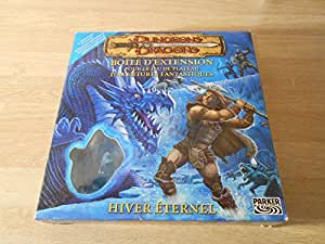 """Dungeons&Dragons Extention """"HIVER ETERNEL"""""""
