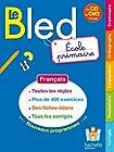 Bled école primaire - Nouveau programme 2016